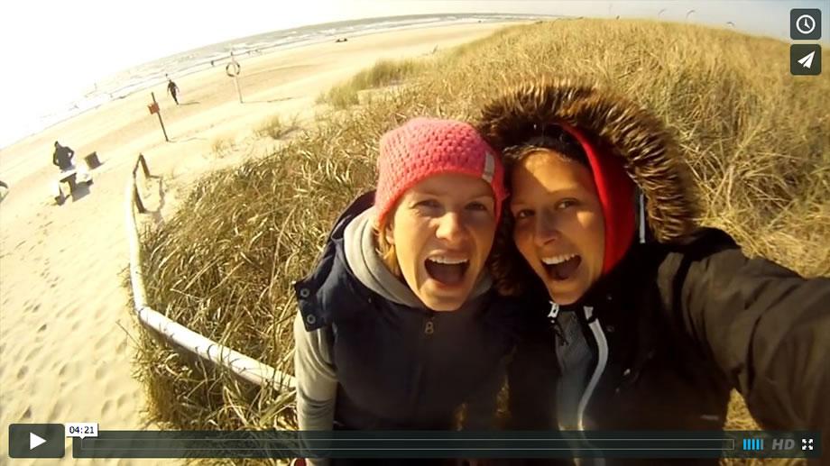 Kitecamp Dänemark Surfreise Kitereise Video